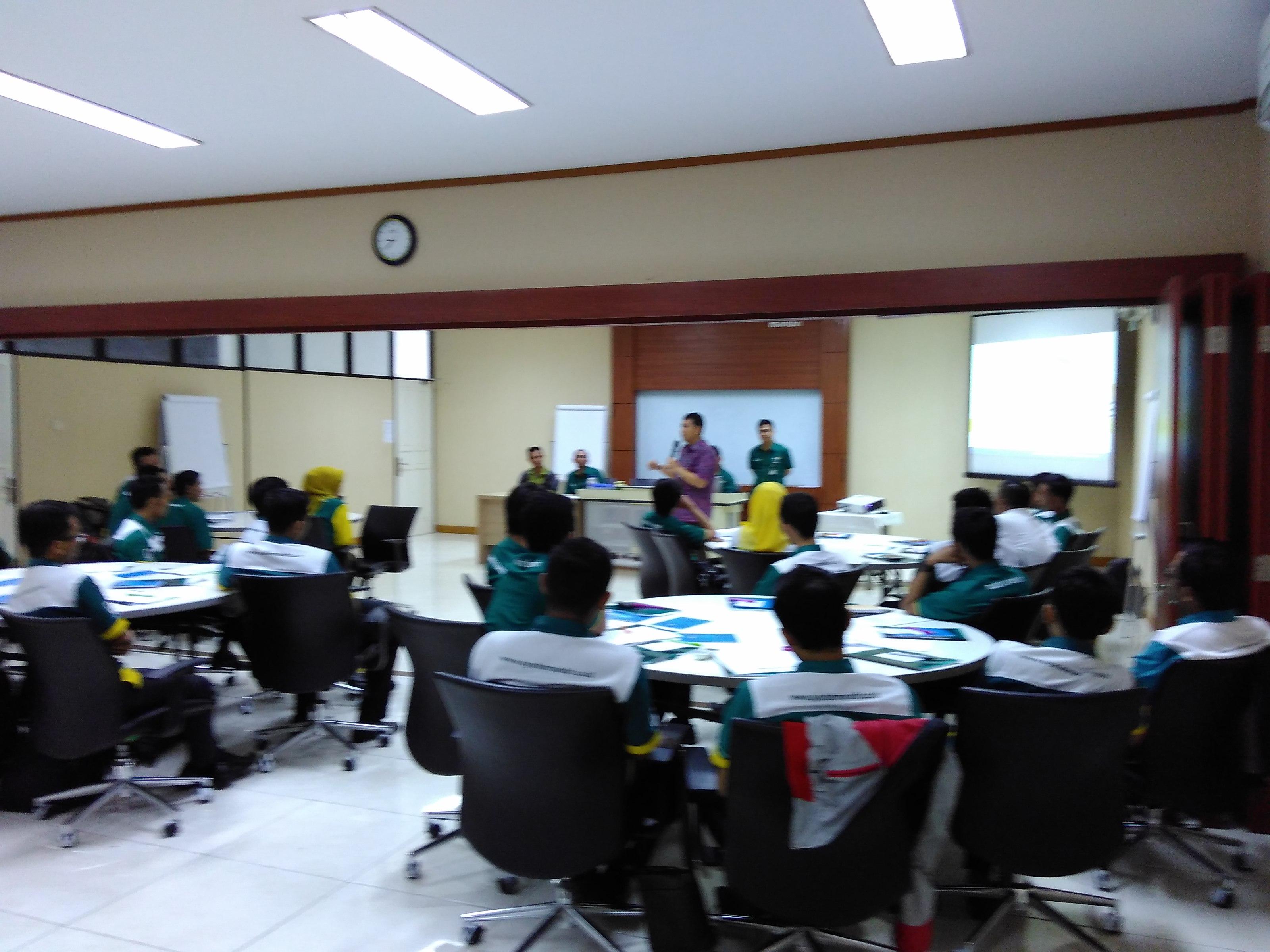 Training Mikro Bank Syariah Mandiri