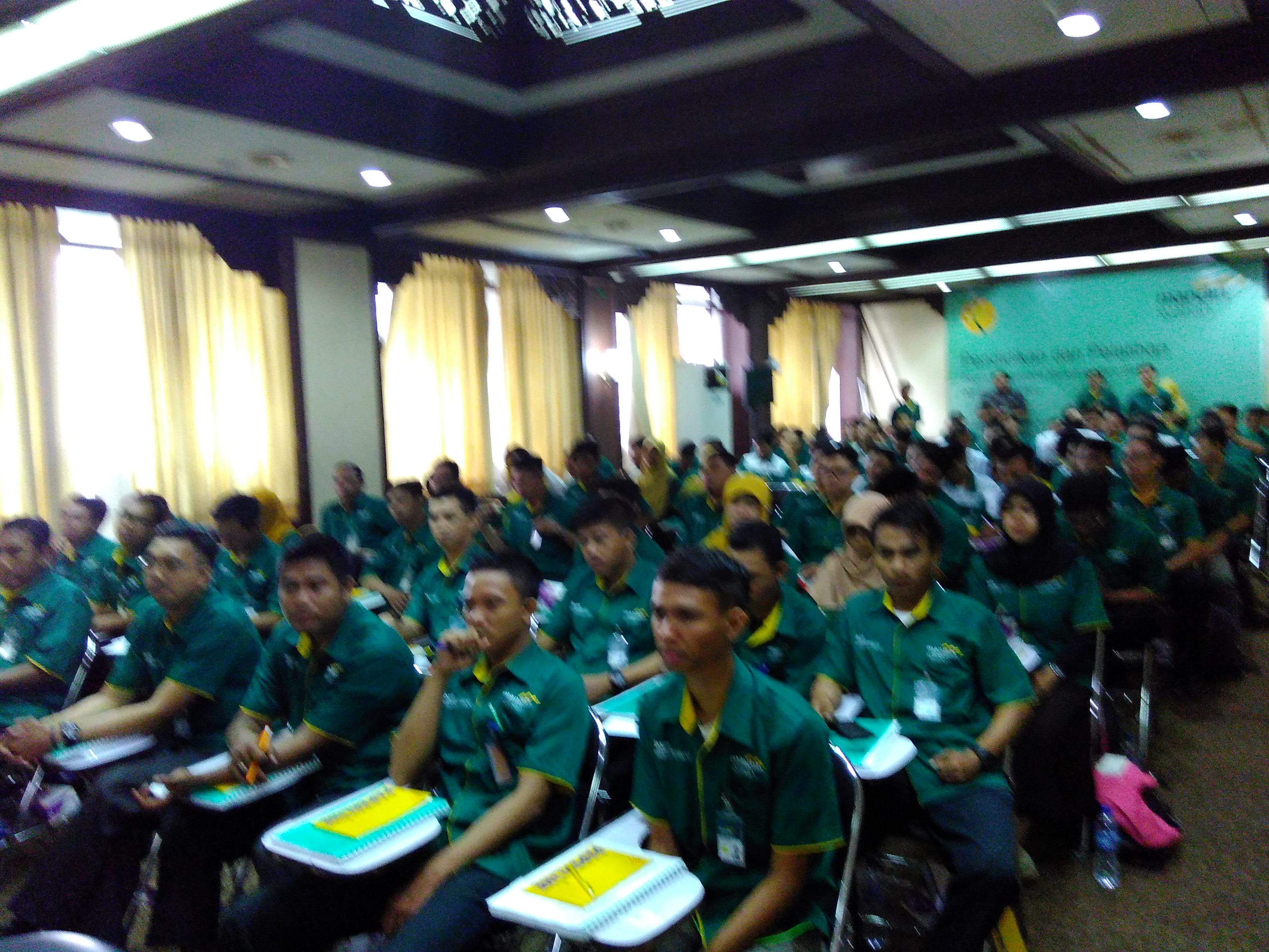 Training Mikro Bank Syariah Mandiri